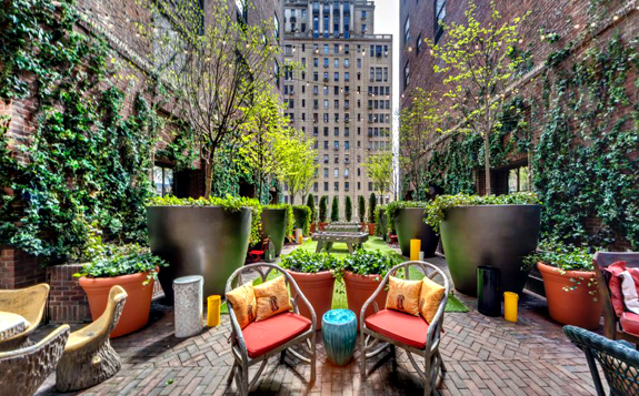 Our Top of the Most Beautiful and Trendiest Rooftops in the City