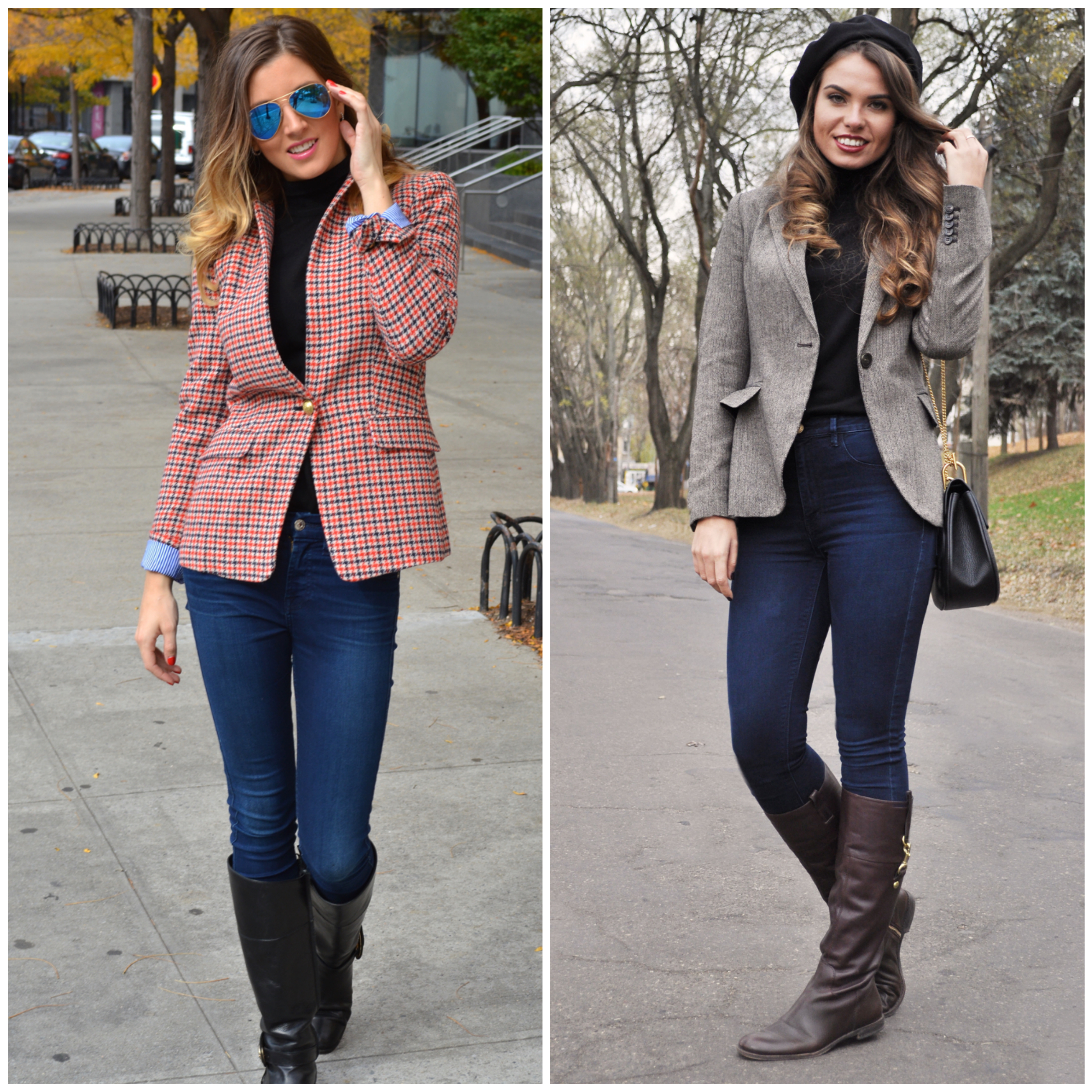 Perfect jacket and boots