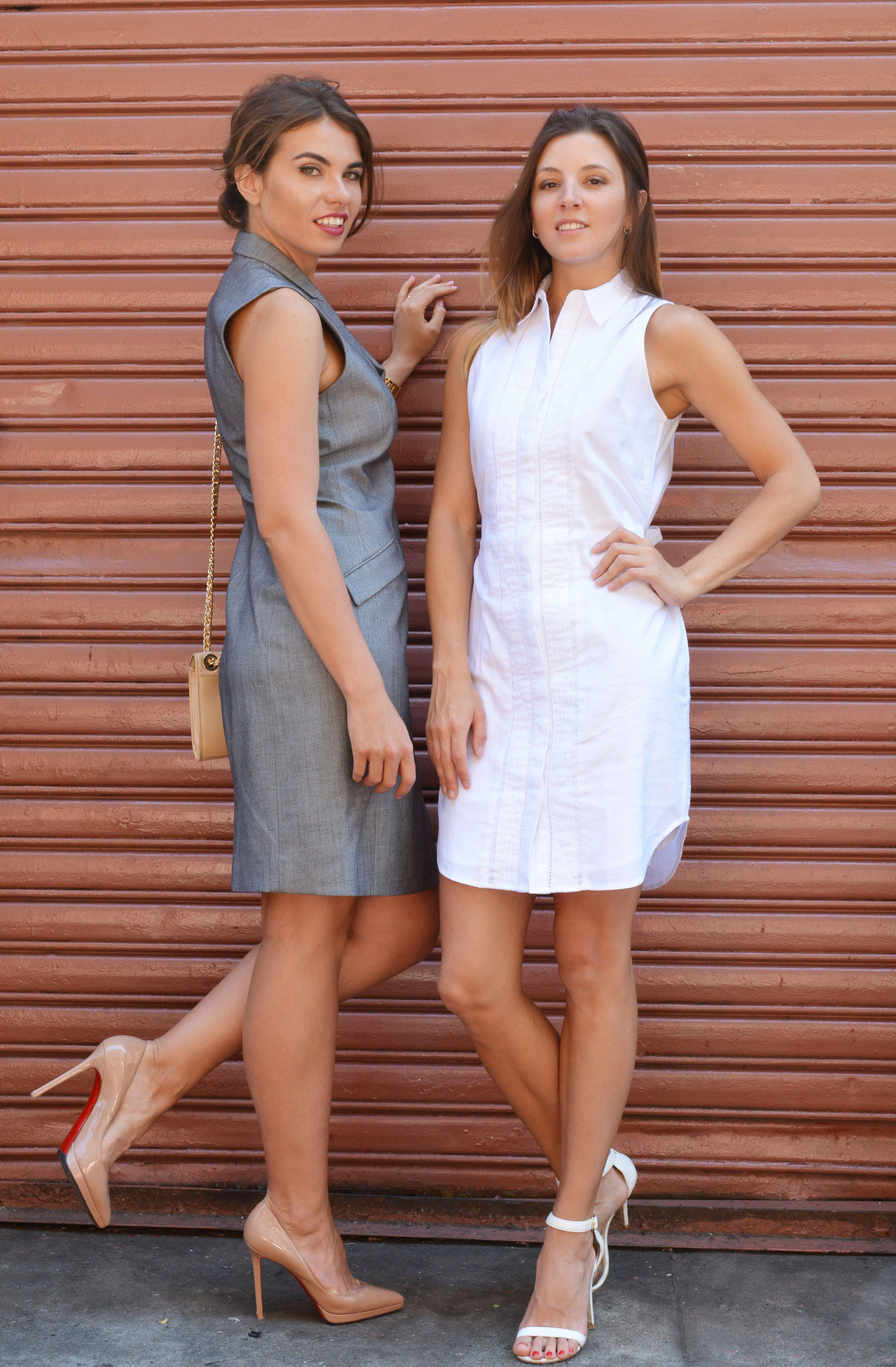 Dresses from Banana Republic