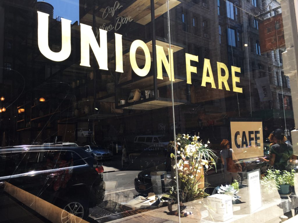 Union Fare Cafe