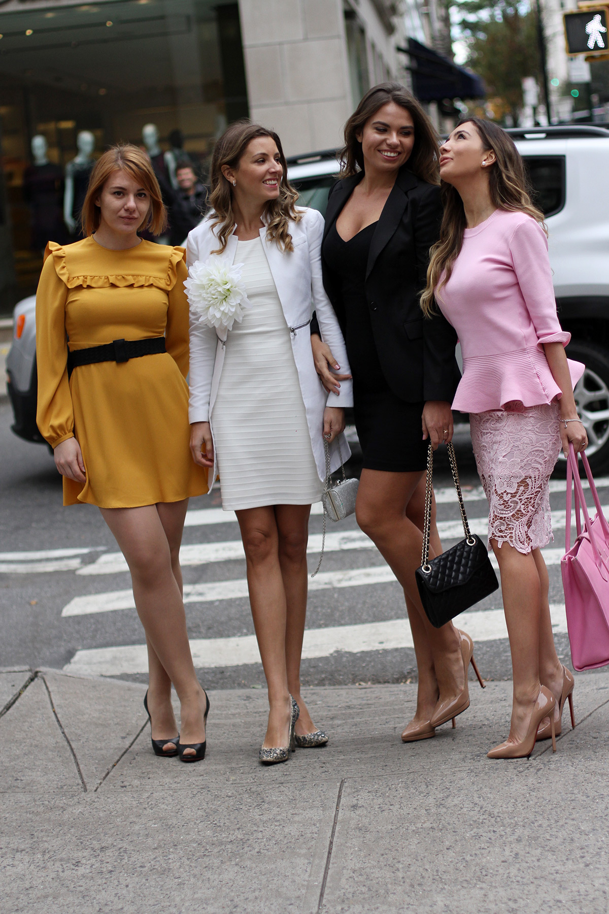 Sex and the city fashion blog