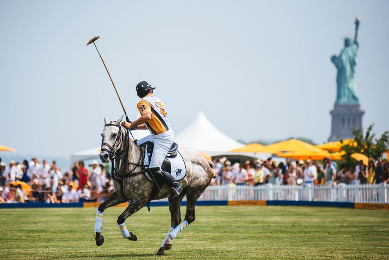 What to wear to Veuve Clicquot Polo Classic?