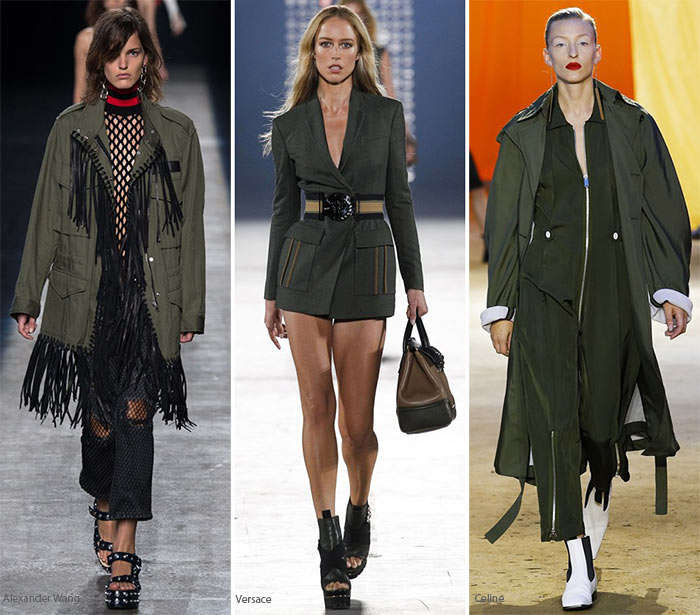 Summer Trend 2017 – Military