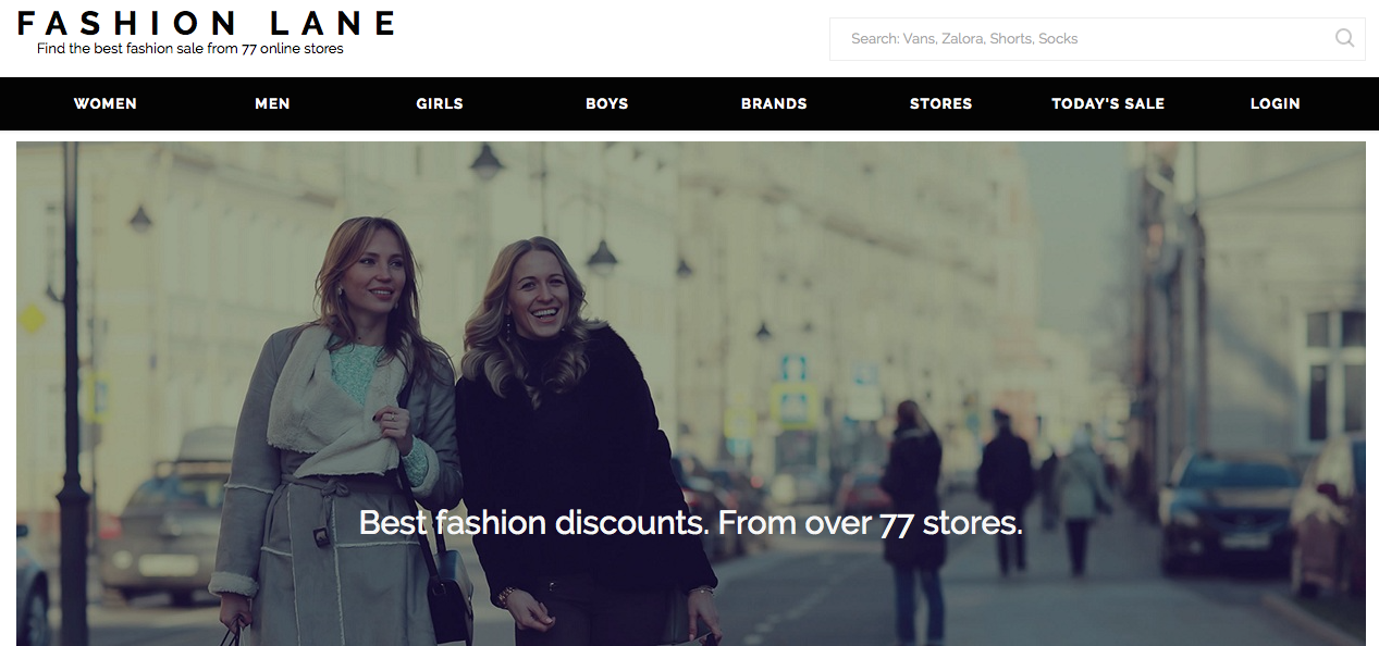 FASHION LANE – Best Fashion Discounts