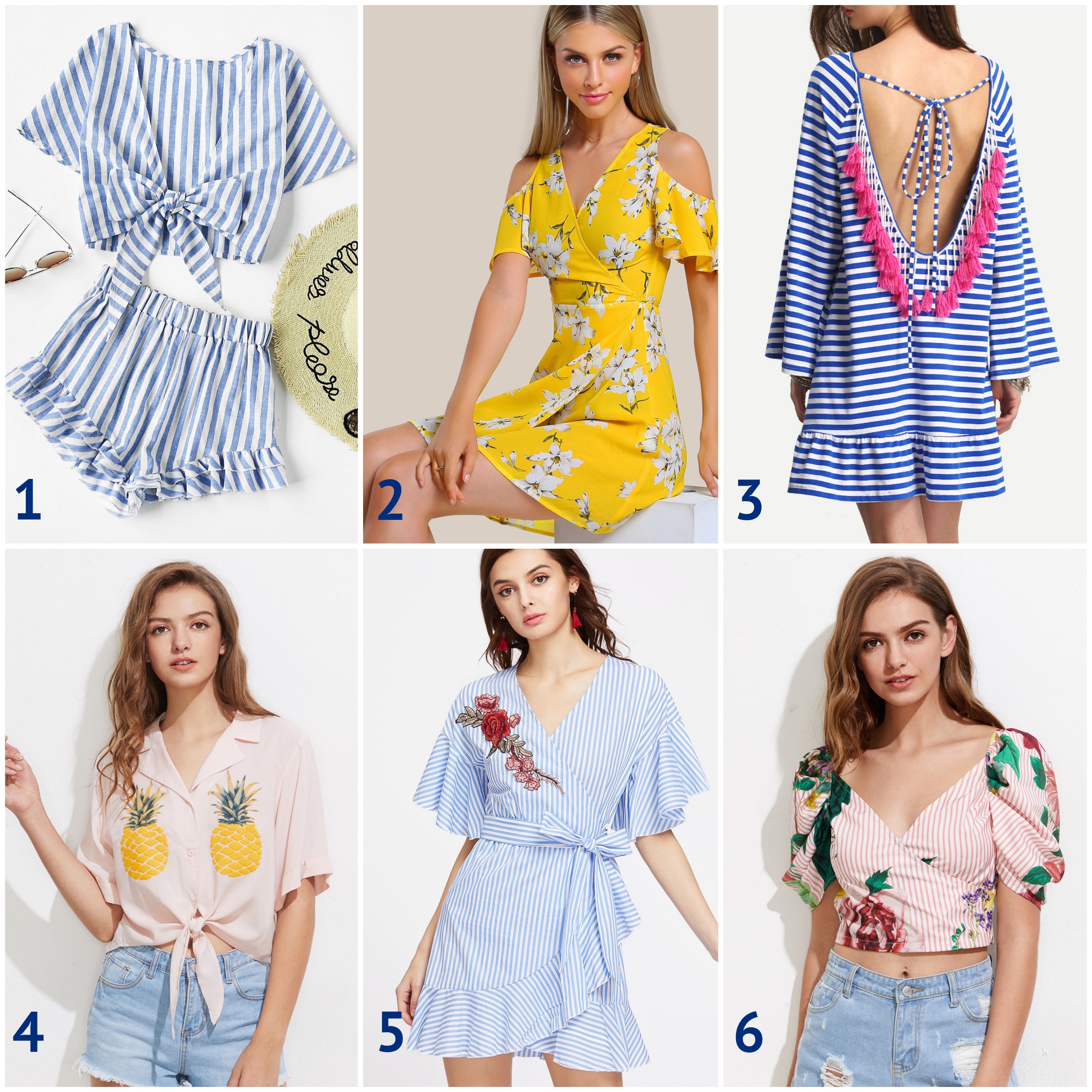 Shein.com Summer Must Haves