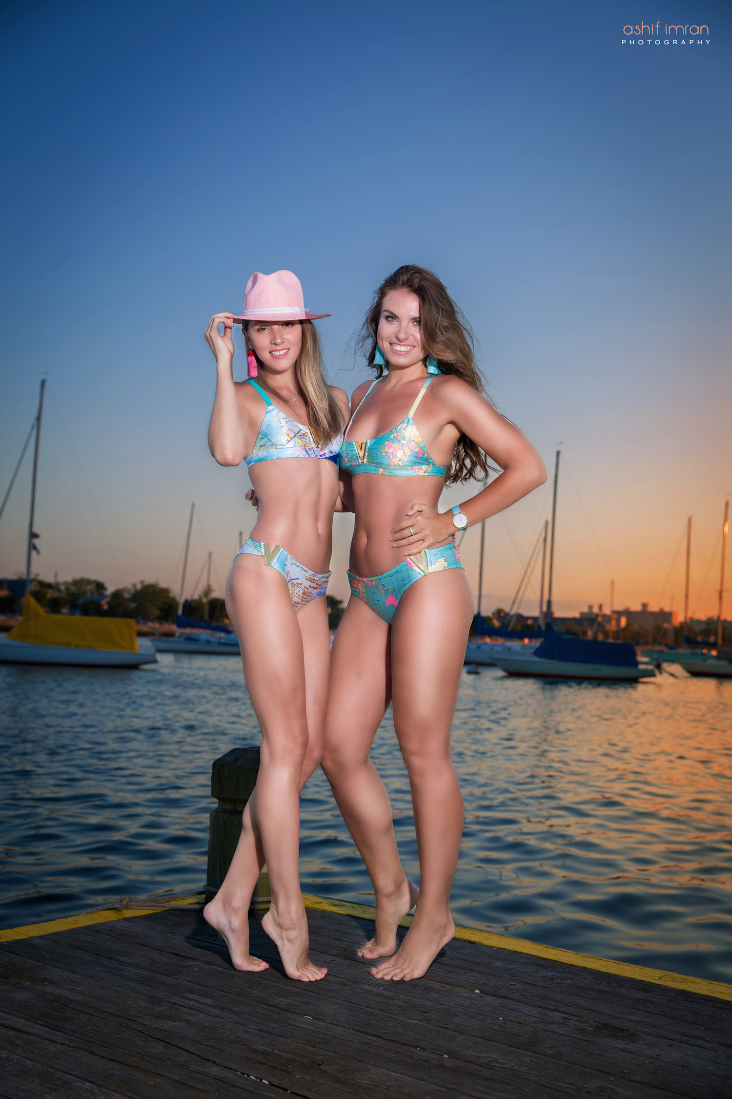 Swimwear Project together with Voyage